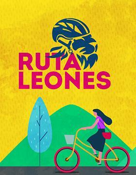 Ruta Leones. Rodada por el Día de la Mujer a llevarse a cabo el 6 de marzo a las 8:00 horas.