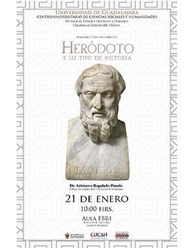 Seminario Historiográfico: Heródoto y su tipo de historia.