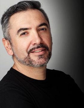 Identidad gráfica para anunciar el Curso de canto con el tenor español Guillermo Armada