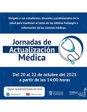 Jornadas de Actualización Médica