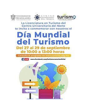 Conmemoración por el Día Mundial del Turismo