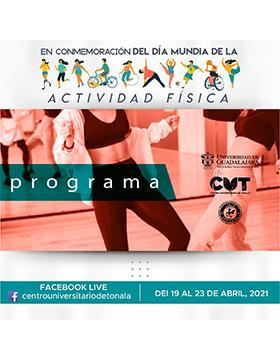 Actividades en Conmemoración del Día Mundial de la Actividad Física