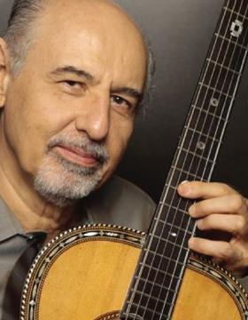 Identidad gráfica para promocionar la Masterclasse de Composición para Guitarra organizada por el CUAAD