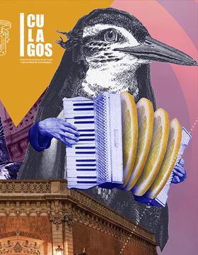 Identidad gráfica para promocionar el Festival Cultural Otoño en Lagos