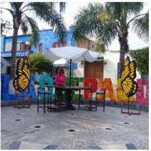 """Identidad gráfica para promocionar la Expo imagina 2019 """"Tradiciones vivas de Tlaquepaque: el tesoro de México"""" a desarrollarse del 26 al 29 de septiembre, en Tlaquepaque, Jalisco"""