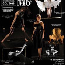 6.0 Muestra Internacional Butoh y Expresiones Contemporánea a llevarse a cabo el 15 de diciembre a las 18:00 horas.