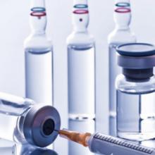 Identidad gráfica para promocionar el curso de Capacitación intersectorial de vacunación contra la influenza estacional