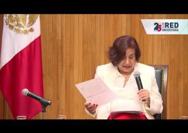 """Conferencia: """"El Origen de la Red. La reforma de la Universidad de Guadalajara, 30 años después"""""""