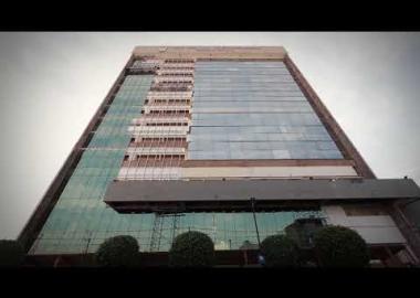 Rehabilitación de la explanada de la Rectoría General UdeG