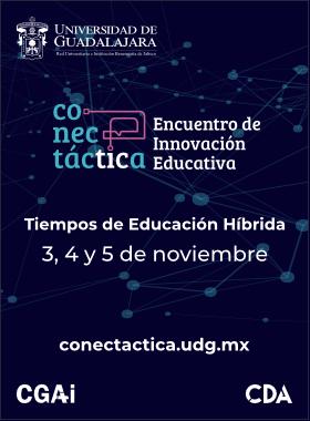 Encuentro de Innovación Educativa: Conectáctica 2021